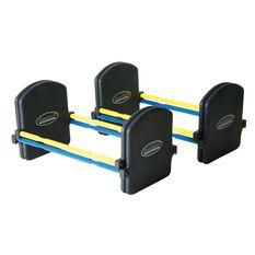 PowerBlock U90 Stage 2 Adjustable Dumbbell 22.5 - 31.5kg, , rebel_hi-res