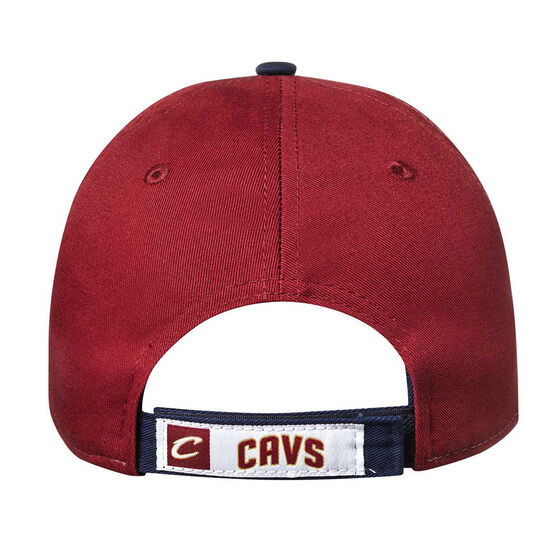 Cleveland Cavaliers 9FORTY 2 Panel Cap, , rebel_hi-res