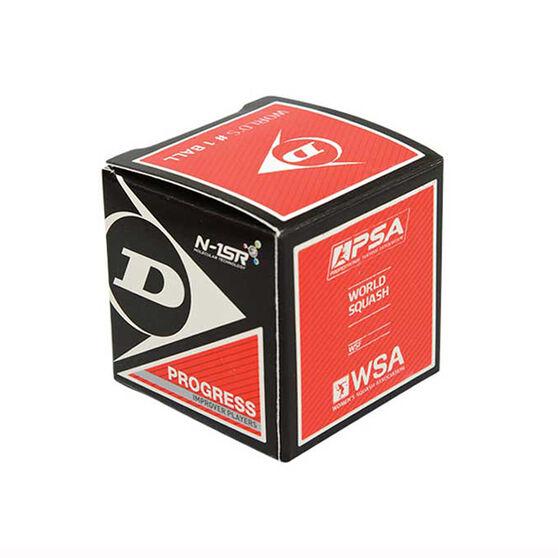 Dunlop Progress Single Squash Ball, , rebel_hi-res