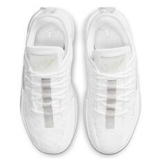 Jordan One Take 2 Kids Basketball Shoes, White, rebel_hi-res