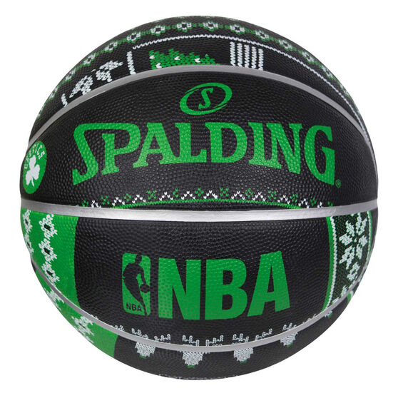 Spalding NBA Celtics Ugly Sweater Basketball 7, , rebel_hi-res