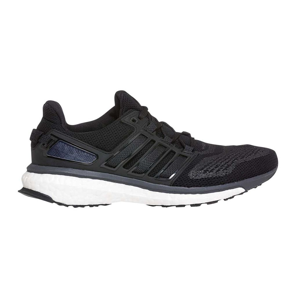 f80618e1dfcc adidas Energy Boost 3 Womens Running Shoes Black US 7