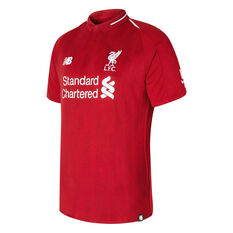 Liverpool FC 2018 / 19 Mens Home Jersey, , rebel_hi-res