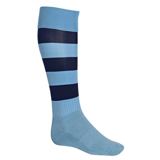 Burley New South Wales Football Socks, , rebel_hi-res