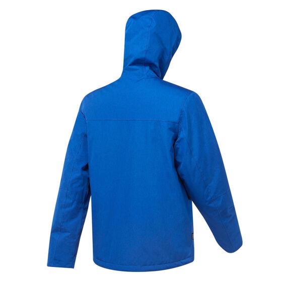 Tahwalhi Mens Everyglade Jacket, Blue, rebel_hi-res