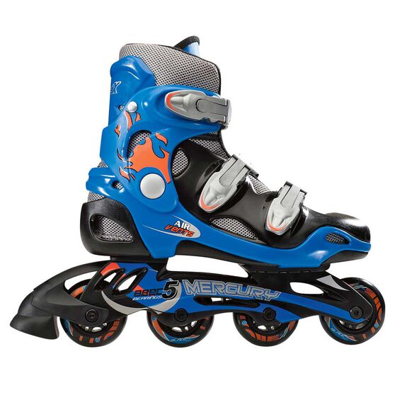 Blade X Mercury V Senior Inline Skates, , rebel_hi-res