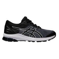 Asics GT 1000 10 Kids Running Shoes Black US 1, Black, rebel_hi-res