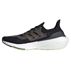 adidas Ultraboost 21 Mens Running Shoes Black/Silver US 7, Black/Silver, rebel_hi-res