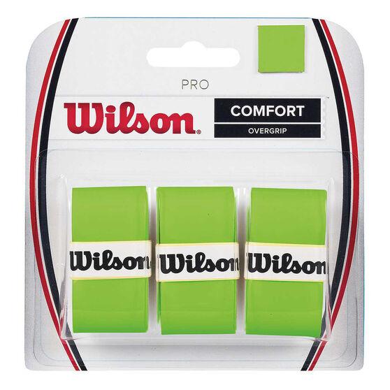 Wilson Pro Overgrip Green, , rebel_hi-res