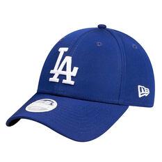 Los Angeles Dodgers Womens New Era 9FORTY Prolight Cap, , rebel_hi-res