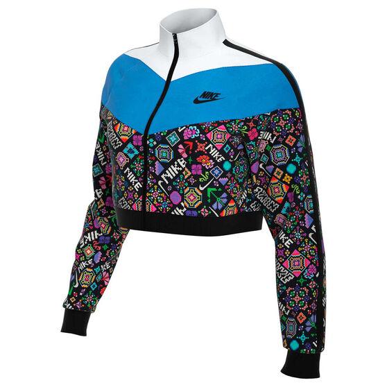 Ceniza Exceder Hacia abajo  Nike Womens Sportswear Hyper Flora Printed Jacket | Rebel Sport