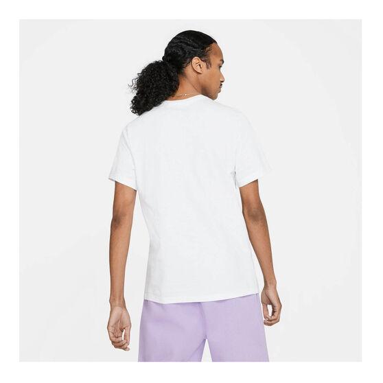 Nike Mens Sportswear Spring Break Tee, White, rebel_hi-res