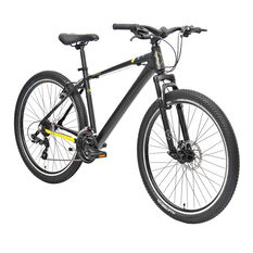 Goldcross Adult Motion 27.5in Mountain Bike Black 16in, Black, rebel_hi-res