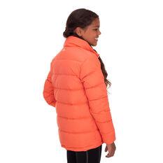 Macpac Kids Atom Jacket, Orange, rebel_hi-res