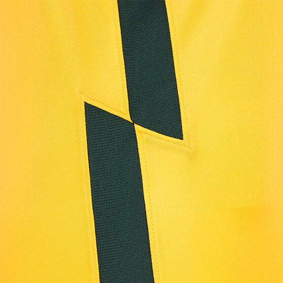 Australia 2020/21 Mens Home Jersey, Yellow, rebel_hi-res