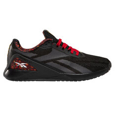 Reebok Nano X1 Mens Training Shoes Black/Grey US 7, Black/Grey, rebel_hi-res