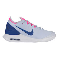Nike Air Max Wildcard Hardcourt Womens Tennis Shoes Blue / Pink US 6, Blue / Pink, rebel_hi-res