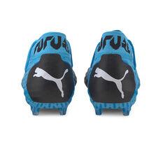 Puma Future 5.1 Netfit Football Boots Blue / Black US Mens 13 / Womens 14.5, Blue / Black, rebel_hi-res