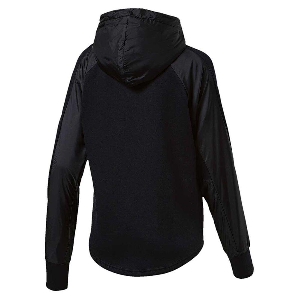abf8263654a5 Puma Womens Evostripe Full Zip Jacket Black XS Adult