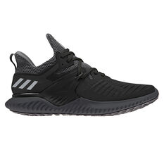 adidas Alphabounce Beyond Mens Running Shoes Black / Silver US 7, Black / Silver, rebel_hi-res