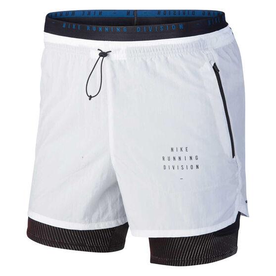Nike Mens Run Division 3 in 1 Running Shorts, , rebel_hi-res