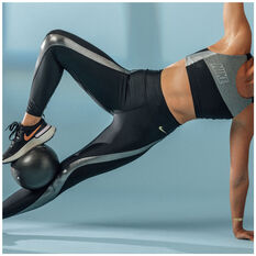 Nike Womens Icon Clash Speed 7/8 Tights Black XS, Black, rebel_hi-res