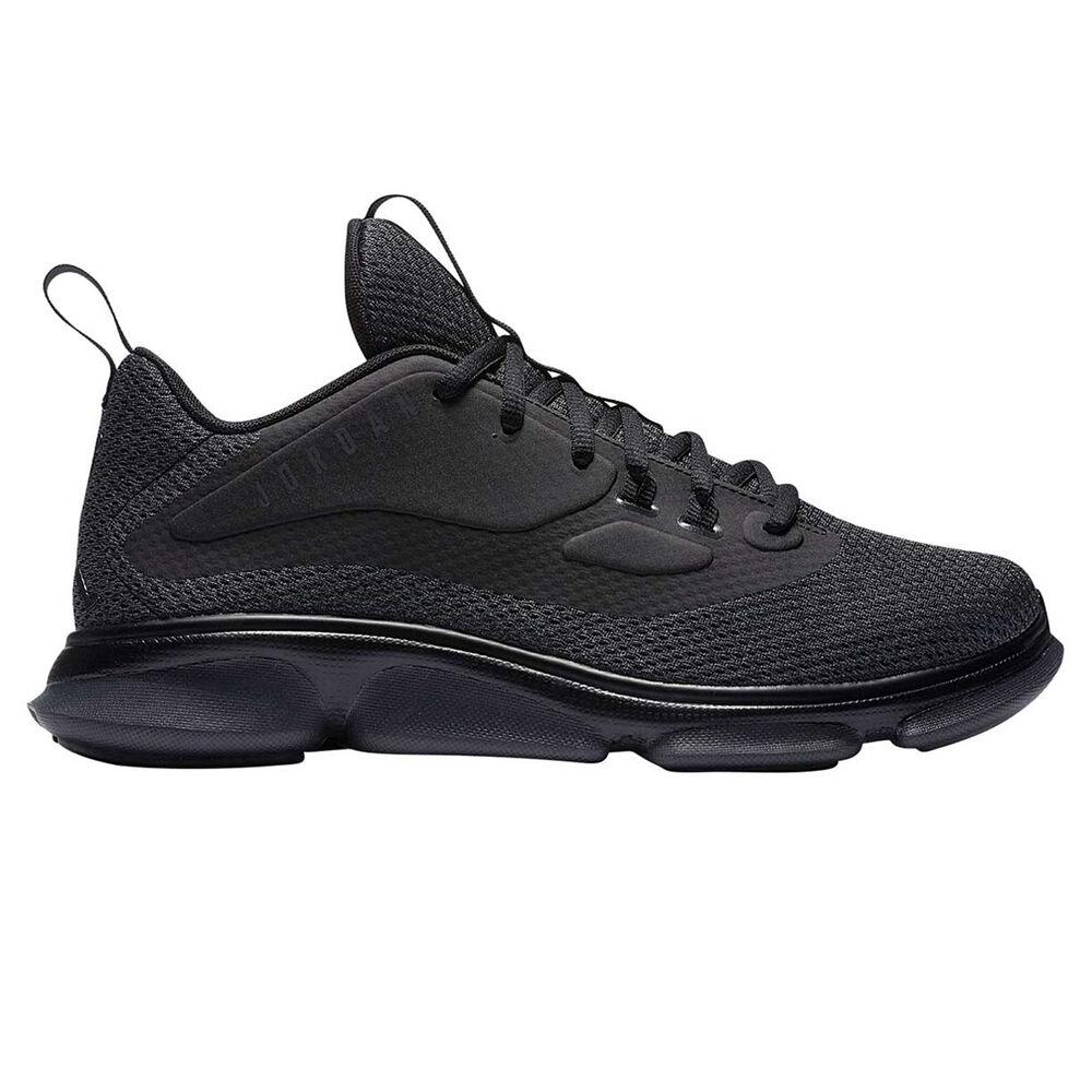 e800f8110fc Nike Jordan Impact Mens Basketball Shoes Black   Black US 7