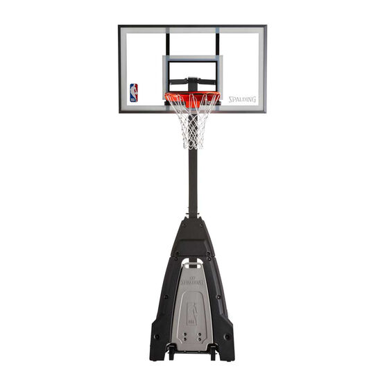 Spalding 54in Glass NBA Beast Basketball System, , rebel_hi-res