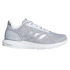 Cosmic 2.0 SL Womens Running Shoes White / Silver US 6, White / Silver, rebel_hi-res