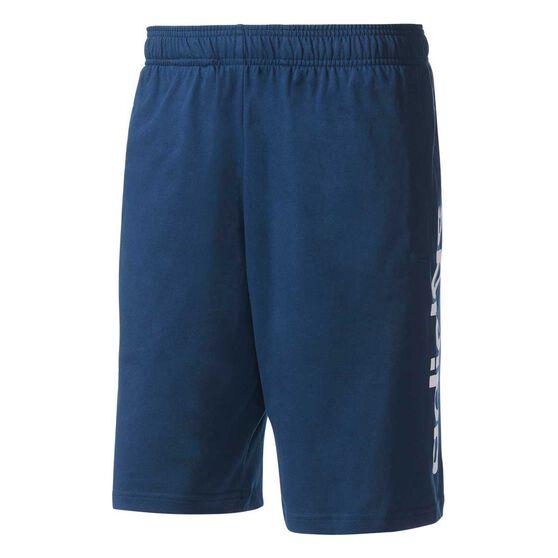 f2d1cad9a6aed adidas Mens Essentials Linear Shorts