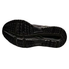 Asics GEL Contend 6 Kids Running Shoes, Black, rebel_hi-res