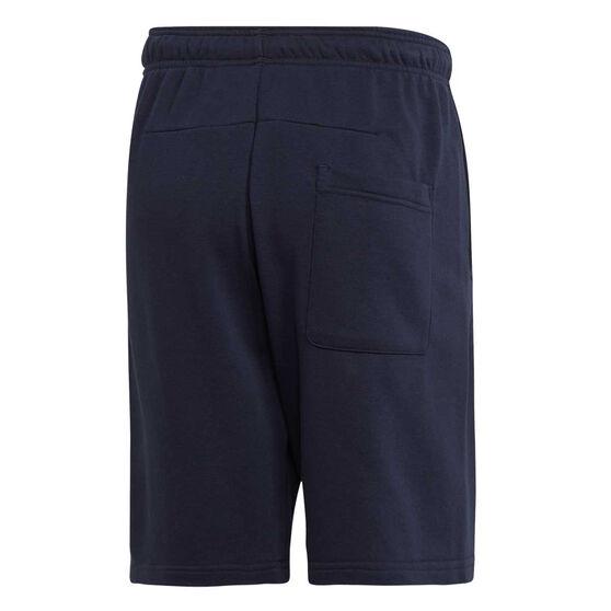adidas Mens Must Haves Badge of Sport Shorts, Navy, rebel_hi-res