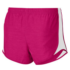 Nike Girls Dry Tempo Shorts Pink XS, Pink, rebel_hi-res