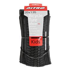 Nitro BMx 20in x 1.95in Folding Bike Tyre, , rebel_hi-res