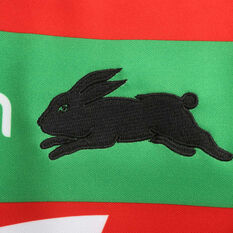 South Sydney Rabbitohs 2020 Womens Home Jersey, Green / Red, rebel_hi-res