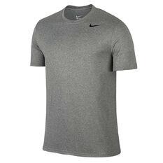 Nike Mens Legend 2.0 Training Tee Grey S, Grey, rebel_hi-res