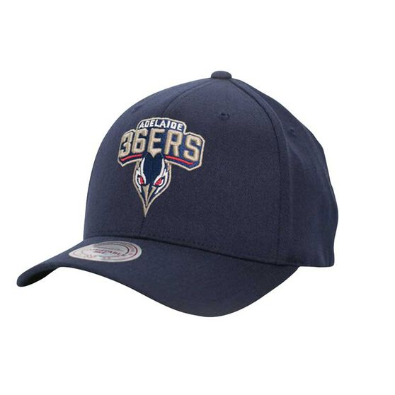 9b5268b2048 Mitchell and Ness Adelaide 36ers Flex 110 Cap OSFA