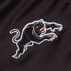 Penrith Panthers 2020 Kids Home Jersey, Black, rebel_hi-res