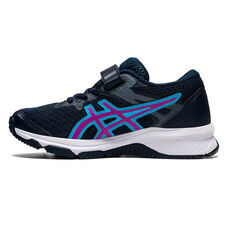 Asics GT 1000 10 Kids Running Shoes Navy US 11, Navy, rebel_hi-res