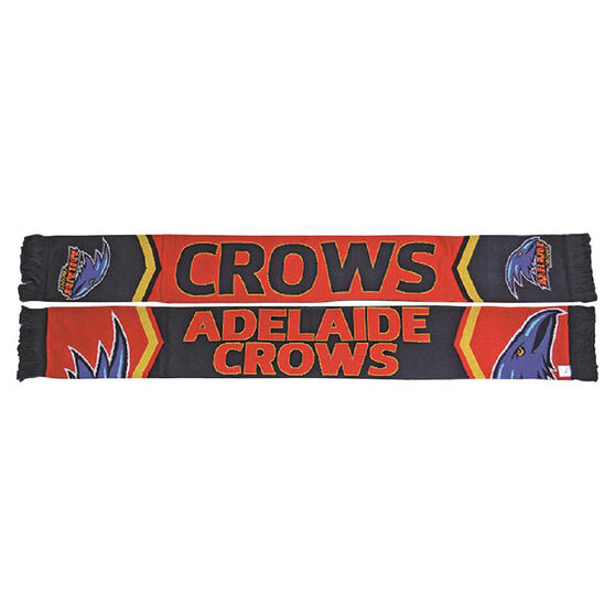 Adelaide Crows Supporter Scarf, , rebel_hi-res