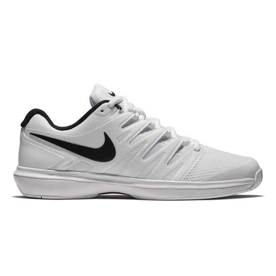 1da431cb11893 NikeCourt Air Zoom Prestige Mens Tennis Shoes White   Black US 7 ...