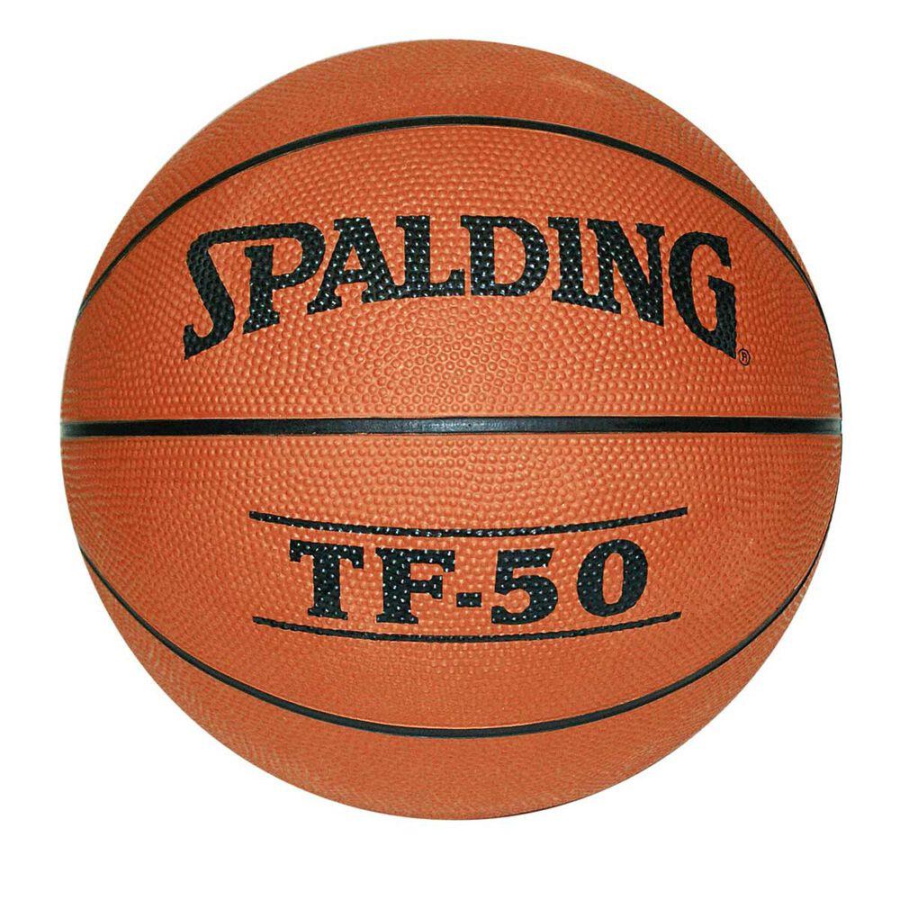 spalding tf50 basketball orange 6 rebel sport