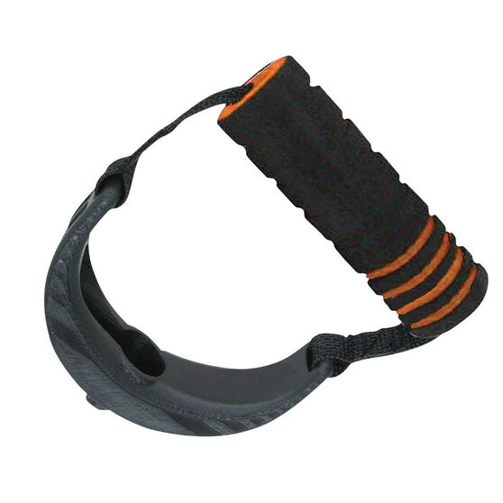 SPRI Flex Motion Interchangable Handles Black / Orange, , rebel_hi-res