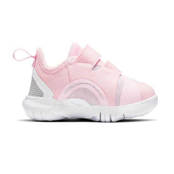 Nike Free RN 5.0 Tolders Running Shoes, Pink / White, rebel_hi-res
