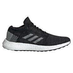 adidas Pureboost GO Womens Running Shoes Black / Grey US 5, Black / Grey, rebel_hi-res