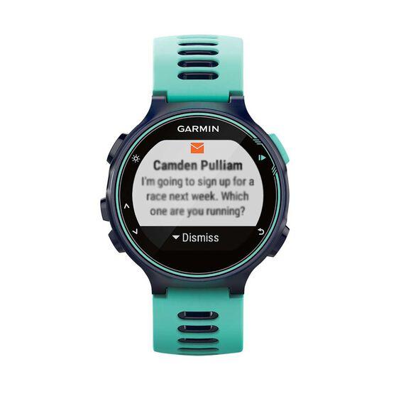 Garmin Forerunner 735XT GPS Multisport Watch Frost Blue, , rebel_hi-res