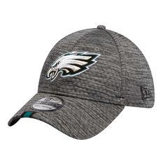 Philadelphia Eagles 2019 New Era 39THIRTY Training Cap Grey S / M, Grey, rebel_hi-res