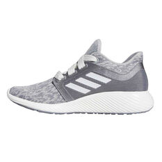 adidas Edge Lux 3 Kids Running Shoes Grey / White US 3, Grey / White, rebel_hi-res
