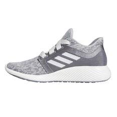 adidas Edge Lux 3 Kids Running Shoes Grey / White US 3, Grey / White, rebel_hi-res