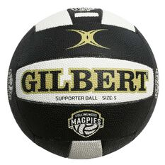 Gilbert  Collingwood Magpies Netball 5, , rebel_hi-res